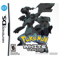 NDS / 3DS Pokemon White (US / Asia)