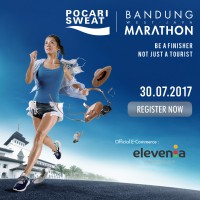 POCARI SWEAT BANDUNG WEST JAVA MARATHON 2017 - KATEGORI 5K (REGULAR PROMO)