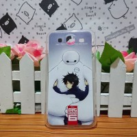 Samsung Galaxy Mega 5,8 - Softcase Casing Custom Case Baymax Hiro