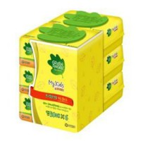 My kids maekaep Green Finger Wipes 50 Pack x12 / x12 60 sheets refill pack / portable wipes 10 sheets Pack x40 / x18 pack of 30 sheets