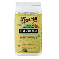 Bob's Red Mill Organic Brown Flaxseed Meal 453 Gr