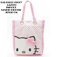 Hello Kitty Tas Hello Kitty AA2313 Import Sanrio License Dewasa
