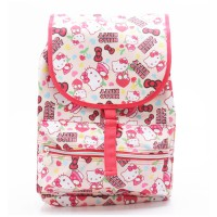 Hello Kitty Ransel Hello Kitty Cherry A04137 Sanrio Original Import