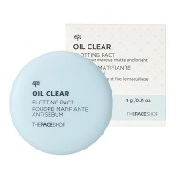 [THE FACE SHOP] Oil Clear Blotting Pact (Anti Sebum)