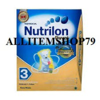 Nutricia Nutrilon Royal Pronutra+ Tahap 3 Madu Box - 400gr