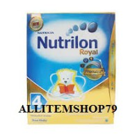 Nutricia Nutrilon Royal Pronutra+ Tahap 4 Madu Box - 400gr