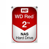 WD Caviar Red 2TB - HD / HDD / Hardisk Internal 3.5' for NAS