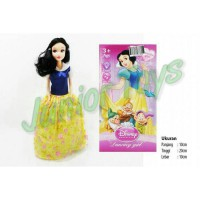 Mainan Anak Boneka Disney / Dancing Snow White
