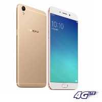 OPPO F1 Plus - Gold n Rose gold+FREE flip cover ory+mmc 16gb resmi
