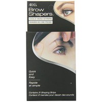 [macyskorea] Ardell Brow Shapers Cold Wax Strips, 21 Count/9219471