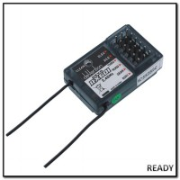 Walkera RX601 6CH 2.4G RX-601 RC Receiver for DEVO 6 7 8 10 12 Series