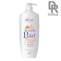 Elizzer Natural Royal Jelly Pearl Shower Cream 1000ml