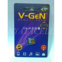 Grosir Memory Vgen 4GB Class 6 / 4 GB /Micro SD/Card/Memori/Kelas 6