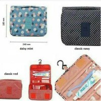 Korean Pattern Toiletry Pouch for Travel