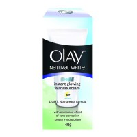 olay Natural White insta0glowing fainess cream UV 40g