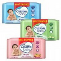 Tissue Basah CUSSONS Buy 1 get 1