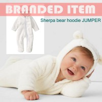 Jumper Branded Murah Sherpa Bear 0-3M To