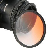 [globalbuy] 2016 New Universal 67mm Filters Circo Mirror Lens Gradient UV For DSLR Camera /3687498