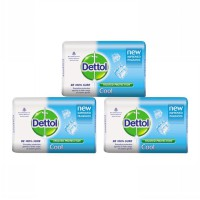 Dettol 105gr Cool Super Hemat 3pcs