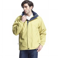 [SAIN SOU] breathable windproof water repellent function type jacket (neutral section) T27416