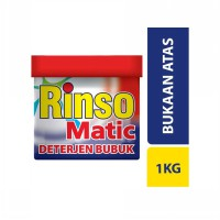 RINSO MATIC TOP LOAD 1KG