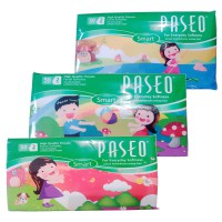 Paseo Travel Pack Tissue 50's 2 Ply [Paket 30 Pack]