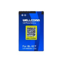 Wellcomm Battery Double IC BL-5CT