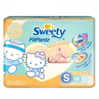 Sweety Fit Pants Baby 20/18'S small
