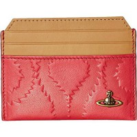 [macyskorea] Vivienne Westwood Womens Squiggle Coral Coin or Card Case/15983025