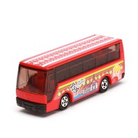 Die Cast Tomica Taiwan Tourirt Bus (Taichung) Scale 1:156