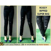 Big Ripped jeans