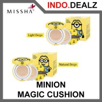 [Promo] Missha Minion M Magic Cushion Moisture Package SPF50