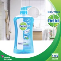 Dettol Bodywash Cool 625 ml