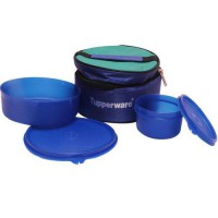 [poledit] TP-525-T192 Tupperware Classic Lunch Box (Including Bag) with Tropical Cup and L/12214069