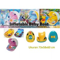 BR0021 - Inflatable Baby Boat