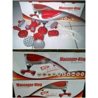 Alat Pijat/Terapi Massager King 10 in 1
