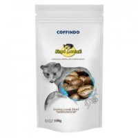 Coffindo Kopi Luwak Blend Powder Bubuk Coffee Premium Almond Chocolate 100 Gram