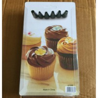 Decorating Set 6 pcs Nozzle Dekorasi Kue TCK8017 SJ0059