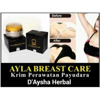Ayla Breast Care - Cream Krim Pembesar & Pengencang Payudara Original