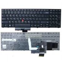 Keyboard Lenovo Thinkpad Edge E520 E525 - Hitam