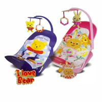 Sugar Baby Infant Seat Bouncer + BUBLE WRAP