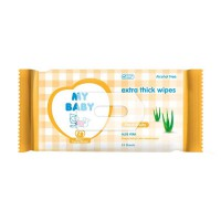 My Baby Extra Thick Wipes Fresh Fruity 10 S - 5 Pcs