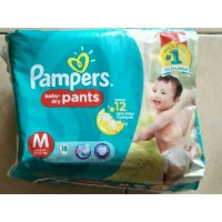 Pampers pants m18