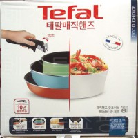 Magic Hands Tefal Cookware Set 6P from France / frying pan / pot / 595687