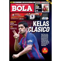 [SCOOP Digital] Tabloid Bola / ED 2720 NOV 2016