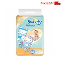 SWEETY FIT PANTS M38 - BANDED 2 PACK