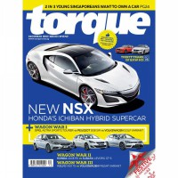 [SCOOP Digital] torque Singapore / DEC 2016