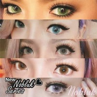 Softlens Dreamcolor1 Nobluk - with UV Protection - dijamin original