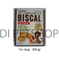 Biscal 300g / snack biskuit anjing