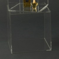 Open-sided box 250 accessories acrylic shelves shelves shelves props props DP5103 acrylic shelves shop shelves Interior
